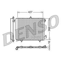 Kondensator, Klimaanlage | DENSO (DCN21009)