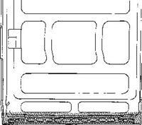 Volkswagen Plaatwerkdeel Ansp 80- Ondk Zijlaaddeur