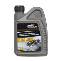 Protecton transmissie olie ATF Diii 1 liter