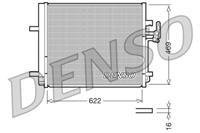 Kondensator, Klimaanlage | DENSO (DCN10016)