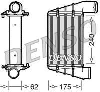 Intercooler, inlaatluchtkoeler DENSO