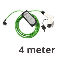 Geberit Ratio oplaadpunt 1-fase, Type 1, 2,3kW, 4m kabel