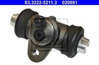 Radbremszylinder   ATE (03.3222-5211.3)
