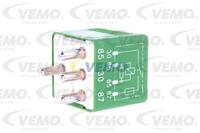 Relais, interieurventilatie VEMO, 4-polig