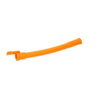 Trechter, oliepeilstok METZGER, Oranje