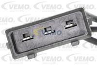 Weerstand, interieurventilator VEMO, 3-polig