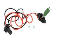 Weerstand, interieurventilator METZGER, 7-polig