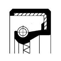 Afdichtring, compressor CORTECO