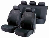 WALSER Autositzbezug ZIPP-IT Basic Elegance mit Reissverschluss-System