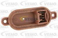 Regelaar, interieurventilator VEMO, 4-polig, 12 V