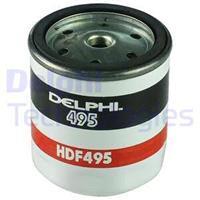 Brandstoffilter DELPHI, 79 mm