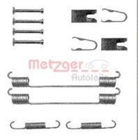 Zubehörsatz, Bremsbacken 'GREENPARTS' | METZGER (105-0883)