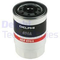 Brandstoffilter DELPHI, 84,5 mm