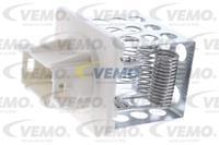 Weerstand, interieurventilator VEMO, 6-polig