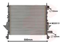 vanwezel VAN WEZEL Wasserkühler 43002206 Kühler,Motorkühler RENAULT,TWINGO I C06_
