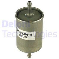 Brandstoffilter DELPHI, 59,6 mm