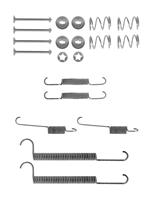 Zubehörsatz, Bremsbacken | f.becker_line (109 10033)