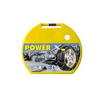 Weissenfels sneeuwkettingen Everest Power X Size 080 (205/70R13 tot 215/40R17) 2 stuks