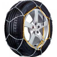 Weissenfels sneeuwkettingen Everest Power X Size 090 (205/70R13 tot 215/40R17) 2 stuks