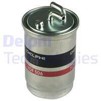 Brandstoffilter DELPHI, 84,3 mm