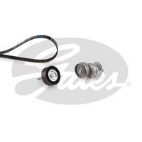 Keilrippenriemensatz 'Micro-V Kit' | GATES (K076PK1735)