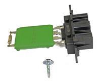 Weerstand, interieurventilator METZGER, 5-polig