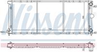 NISSENS Wasserkühler 651621 Kühler,Motorkühler VW,PASSAT Variant 3A5, 35I,PASSAT 3A2, 35I