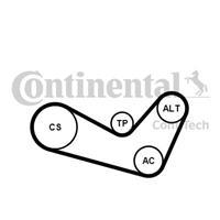 continentalctam Keilrippenriemensatz | CONTINENTAL CTAM (6PK1080K1)