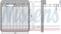 Verdamper, airconditioning NISSENS