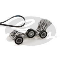 Keilrippenriemensatz 'Micro-V Kit' | GATES (K045PK1750)