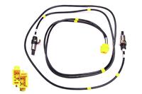 ATE ABS Sensor 24.0741-1105.1 Drehzahlsensor,Raddrehzahl Sensor VOLVO,V70 I LV,850 Kombi LW,C70 I Cabriolet,C70 I Coupe,850 LS,S70 LS