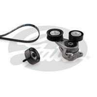 Keilrippenriemensatz 'Micro-V Kit' | GATES (K016PK1520)
