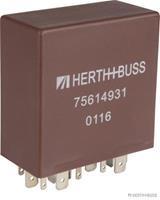 Relais, ruitenwisserregelinterval HERTH+BUSS ELPARTS, 16-polig