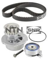 Wasserpumpe + Zahnriemensatz | SNR (KDP453.020)