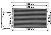 Alfa Airco Condensor 1,6 / 2,0