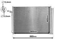 bmw Airco Condensor 3.0 / 4.8 At