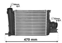 dacia Intercooler