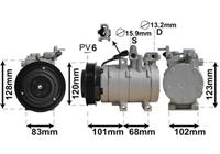 Compressor, airconditioning Super Deals