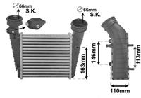 Intercooler, inlaatluchtkoeler Super Deals