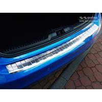 RVS Achterbumperprotector Ford Focus IV HB 5-deurs 2018-Ribs'