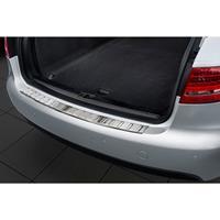 RVS Achterbumperprotector Audi A4 B8 Avant 2008-2012Ribs'