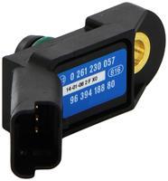 BOSCH Sensor, Saugrohrdruck 0 261 230 057  FIAT,PEUGEOT,CITROËN,ULYSSE 220,SCUDO Kasten 220L,SCUDO Combinato 220P,206 Schrägheck 2A/C,307 SW 3H