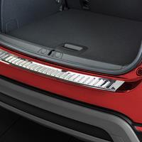 RVS Achterbumperprotector Fiat 500X 2015-Ribs'