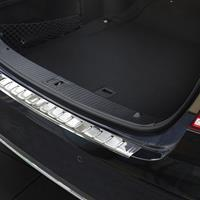 mercedes-benz RVS Achterbumperprotector Mercedes E-Klasse W212 Sedan 2013-Ribs'