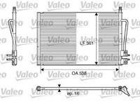 ford Airco condensor