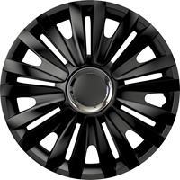 4-Delige Wieldoppenset Royal RC Black 14 inch