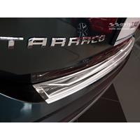 RVS Achterbumperprotector Seat Tarraco 2019-