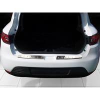 RVS Achterbumperprotector Renault Clio IV 5-deurs 2013-Ribs'