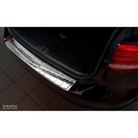 Chroom RVS Achterbumperprotector Volkswagen Passat 3G Variant 2014-Ribs'