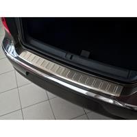 RVS Achterbumperprotector Volkswagen Passat cc 2012-Ribs'